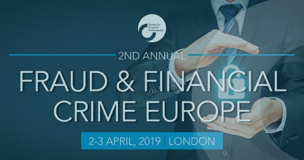 Fraud & Financial Crime Europe 2019